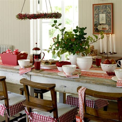 country table decorating ideas dining room
