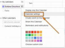 How to sync Google Calendar with Outlook 2016, 2013 and 2010