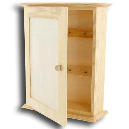 support 224 d 233 corer en bois armoire pour cl 233 s h 25 5 cm