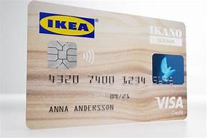 Ikea Kreditkarte Zahlen : ikea bastelt eine eigene kreditkarte zusammen ~ Markanthonyermac.com Haus und Dekorationen