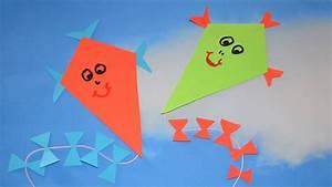 Deko Drachen Herbst : kleinen deko drachen aus papier basteln youtube ~ Markanthonyermac.com Haus und Dekorationen