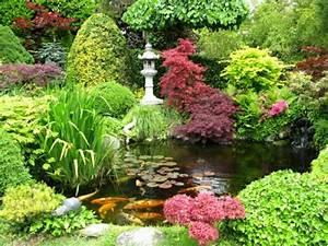 Pflanzen Japanischer Garten Anlegen : japanische g rten erstaunliche fotos ~ Markanthonyermac.com Haus und Dekorationen