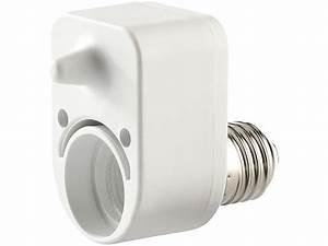 Lampe Mit Bewegungsmelder Und Schalter : lunartec lampenfassung mit radar bewegungsmelder 360 e27 ~ Markanthonyermac.com Haus und Dekorationen