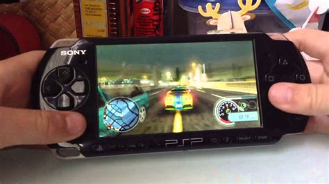 Playing On My Psp #4