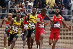 Jamaica takes men's 4x100 metres event at another stellar ...