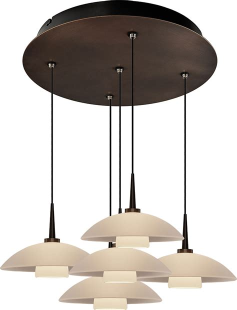bruck 240010bz 5 elv 223912whbz jas modern bronze white led multi drop ceiling lighting bru