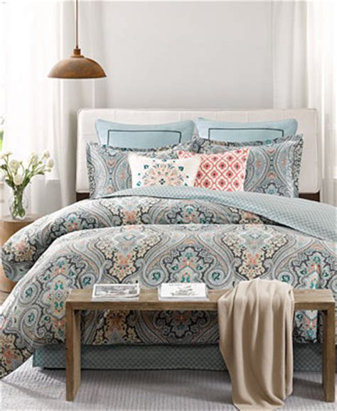 echo sterling reversible bedding collection bedding collections bed bath macy s