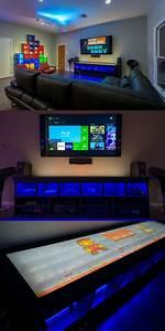 Gaming Zimmer Deko : die besten 25 gamer zimmer ideen auf pinterest junge spielzimmer spielhallen und ~ Markanthonyermac.com Haus und Dekorationen