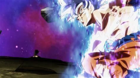 Goku Mastered Ultra Instinct #5