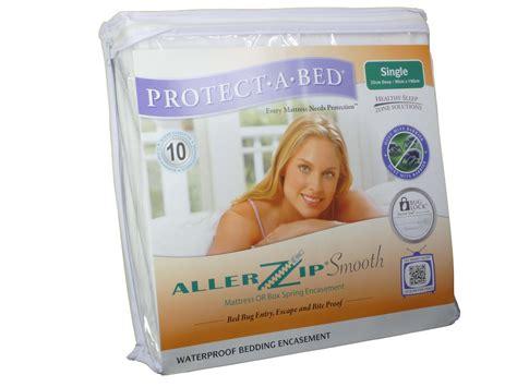 aller zip housse anti punaises de lit achat vente housse pour matelas