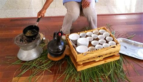 How to perform the traditional Ethiopian coffee ceremony   Daily Life Highlights