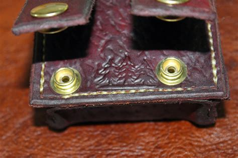 20 how to burnish leather edges vergez blanchard wooden leather burnisher make a leather