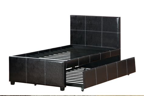 poundex f9214f size bed with trundle in los angeles ca