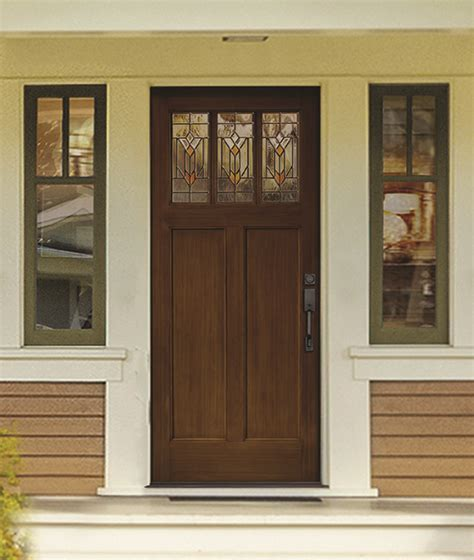 american door and glass new arborwatch decorative glass from therma tru
