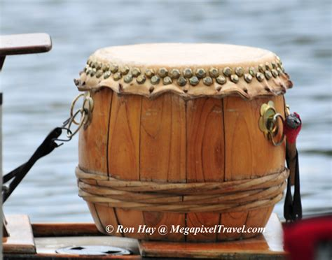 Dragon Boat Drum by Megapixel Travel Photos From Around The World Part 8