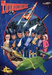 Thunderbirds are go for a new series (But will there be ...
