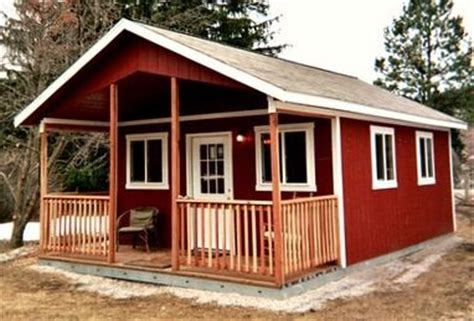 take a weekend getaway in this 16 x16 tuff shed pro ranch