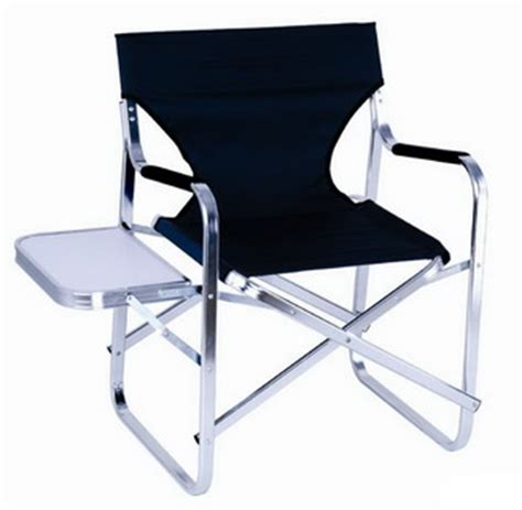 deluxe aluminum frame director chair pdc311 cing chair