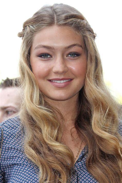 Gigi Hadid, Before And After Beautyeditor