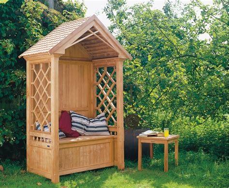 45 Garden Arbor Bench Design Ideas & Diy Kits You Can