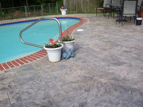 severna park pool deck resurfacing maryland curbscape