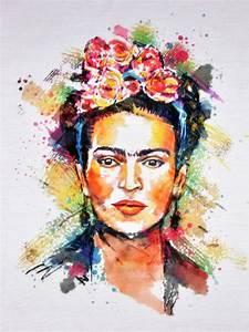 Frida Kahlo Kunstwerk : espa ol 2 frida kahlo ~ Markanthonyermac.com Haus und Dekorationen