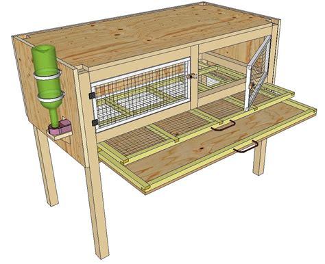 construction de cages d 233 levage des cailles plan poulailler bio