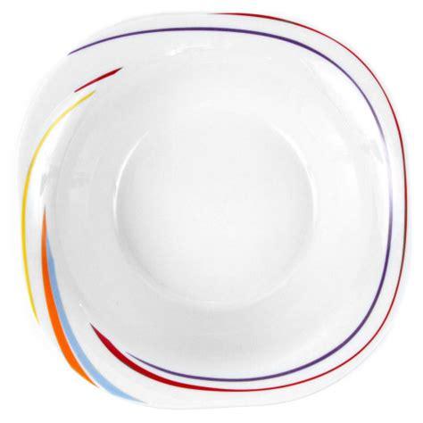 tasse assiette saladier carr 233 26 cm tourbillon fruit 233 en porcelaine