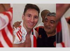 Messi no oculta su cariño por River Plate Marcacom