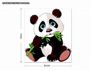 Www Klebefieber De Wandtattoos : wandsticker panda baby wandtattoos kinderzimmer tierische freunde ~ Markanthonyermac.com Haus und Dekorationen