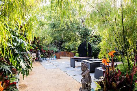 Ideas For A Tropical Garden-sunset Magazine