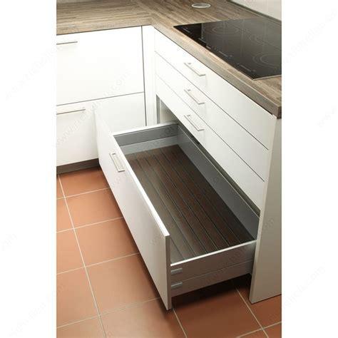 tapis antid 233 rapant deco pour fond de tiroir 60810060 quincaillerie richelieu