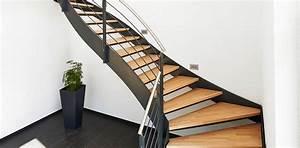 Stahl Holz Treppe : moderne treppen bei finden sie ihre treppe ~ Markanthonyermac.com Haus und Dekorationen
