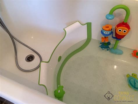 r 233 ducteur de baignoire babydam maman connect