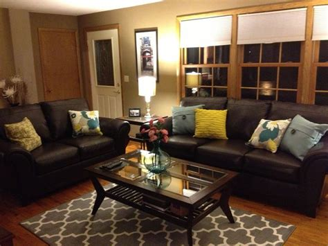 25 best ideas about brown sofa decor on brown