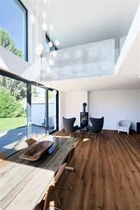 Große Wohnzimmer Lampe : galerie doppelhausvilla ~ Markanthonyermac.com Haus und Dekorationen