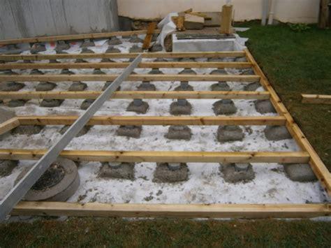 couler une dalle beton exterieur 12 plot beton pour terrasse bois pas cher wasuk