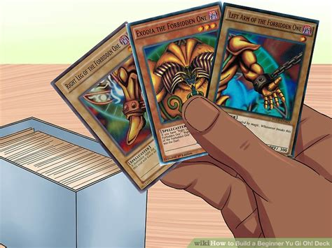 How To Build A Beginner Yu Gi Oh! Deck 10 Steps (with