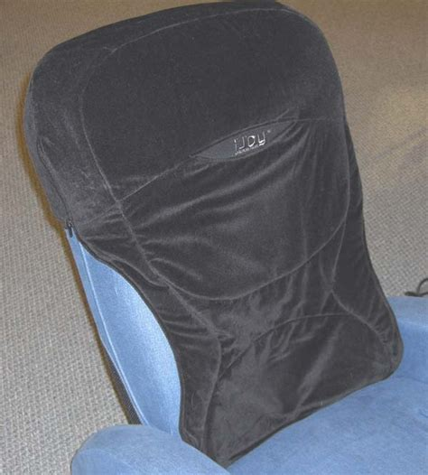 new ijoy 100 chair back cover bonus pillow ebay