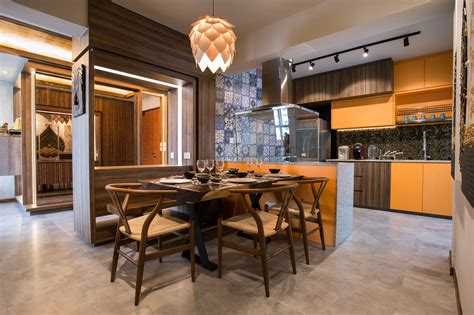 Urban Resortthemed Apartment With A Touch Of Thai