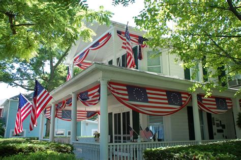 July 4 Home Decor : Star Spangled Staging For Summer