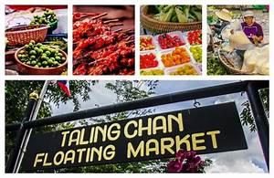 Taling Chan Floating Market in Bangkok - Tieland to Thailand