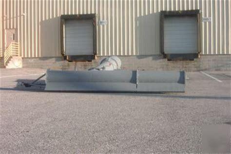 air curtain incinerator destructor trench burner