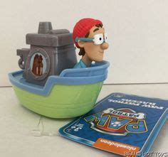 Captain Turbot Boat Toy by Paw Patrol Action Pack Rescue Team Everest Edition