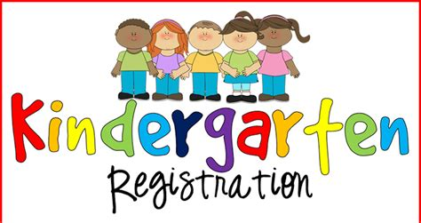 Image result for kindergarten registration clip art