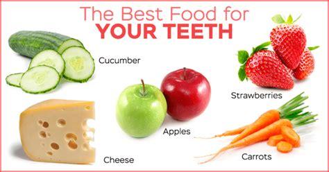 Healthy Teeth ? Top 5 Foods ?