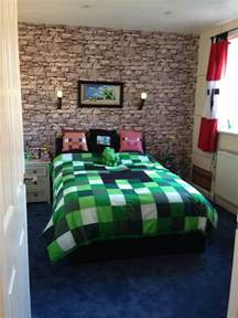 17 best ideas about boys minecraft bedroom on