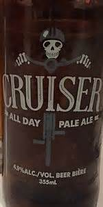 Cruiser All Day Pale Ale by Amsterdam Cruiser Amsterdam Brewing Company Beeradvocate
