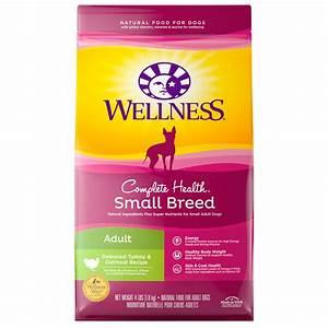 Complete Health Small Breed Turkey & Oatmeal | Wellness ...