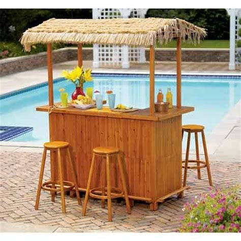 outdoor tiki bars for sale tiki bar great for luaus s or any festive outdoor event